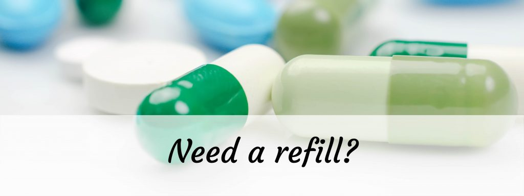 medical refill houston